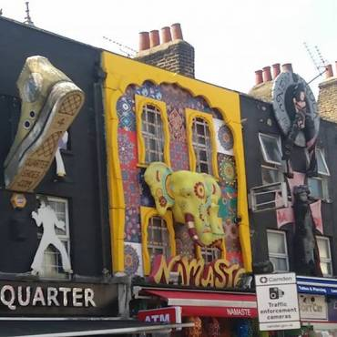 Candem Town, el barrio más alternativo de Londres